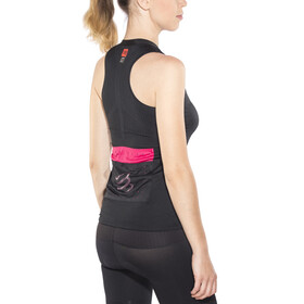 Compressport Trail Running Postural Ultra - Camiseta sin mangas running Mujer - negro